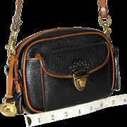 "Vintage Dooney & Bourke ""Small Kilty"" R-44 Bag US Original REDUCED"