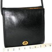 Vintage Coach Compact Pouch U.S. Model REDUCED