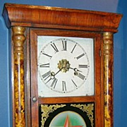 "E.N. Welch Clock Co. ""Star"" Shelf Clock, ca. 1865"