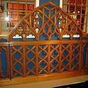 Gothic Organ Screen by Aeolian Skinner, Boston MA 1932