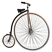 Penny Farthing High-Step Bicycle Co. High Wheel Bicycle, 52""