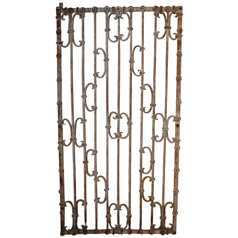 19th c. Iron Gate