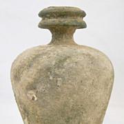 Roman Bronze Aryballos, circa 1st-2nd c. AD