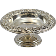 S. Kirk & Son Sterling Silver Compote