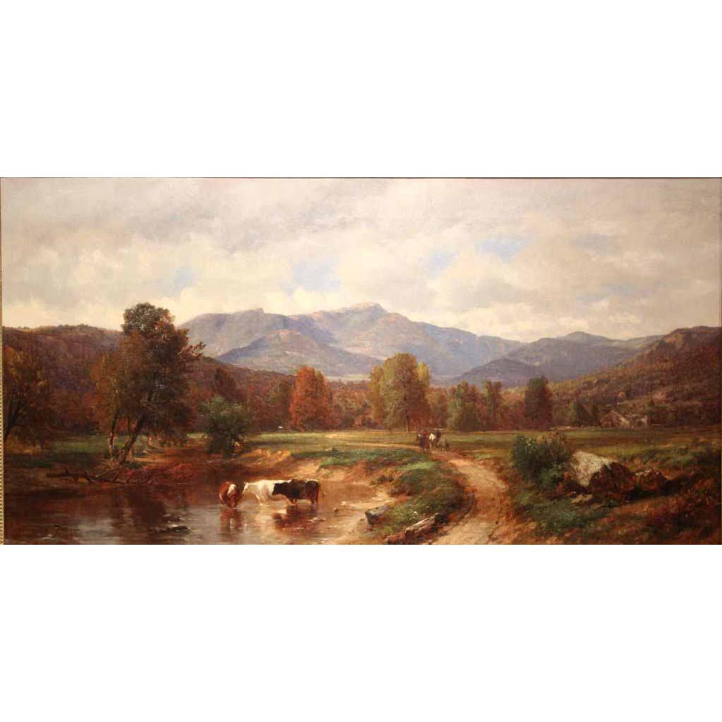 Samuel Lancaster Gerry Oil Painting Landscape Mt. Mansfield