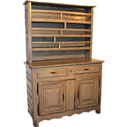 18th c French Provincial Buffet or Cupboard