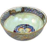 Wedgwood Fairyland Three Jewels Lustre Bowl