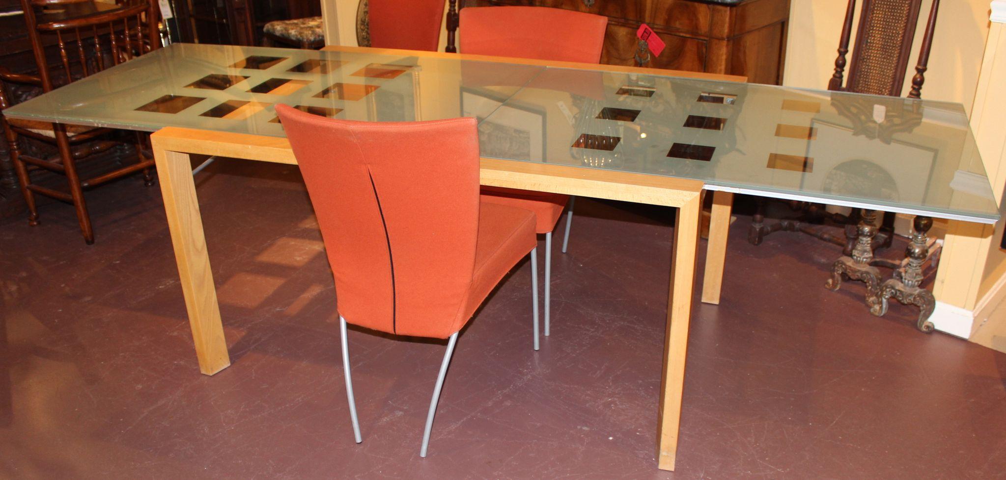 Octagon Maple Dinning Table. Octagonal Gem Dining Table By Debra ...