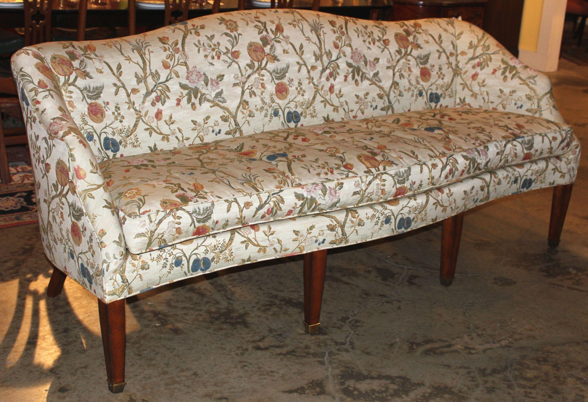 Hepplewhite Sofa Refil Sofa : 47870L from forexrefiller.com size 2048 x 1403 jpeg 414kB