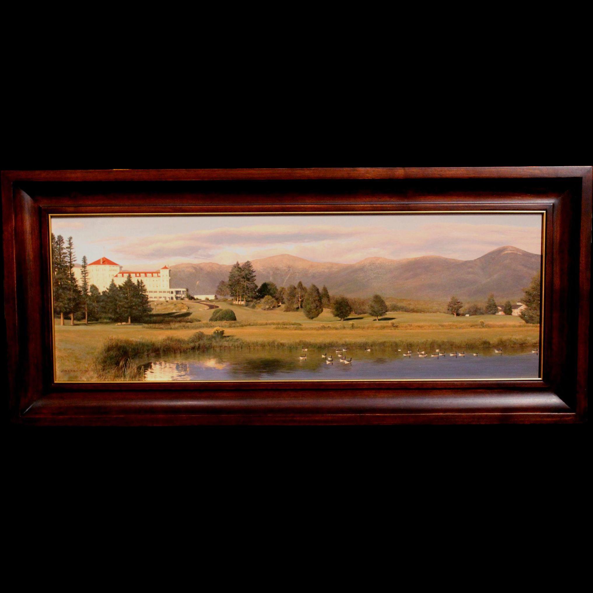 Erick Ingraham NH White Mountain Landscape - The Mount Washington