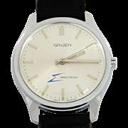 Gruen Precision Electric Men's Watch