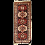 20th Century Caucasian Design Oriental Rug