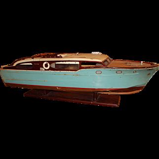 Chris Craft Battery Powered Boat Model B-15M Corvette Kit B-15M