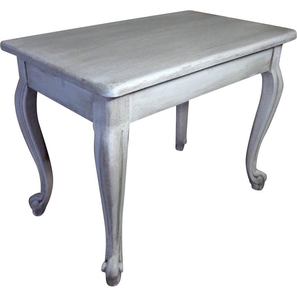 Antique French Louis XV Style Side Table