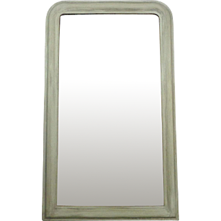 19th Century Antique French Louis Philippe Period Mirror