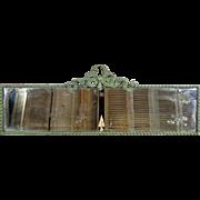 19th Century Antique French Louis XVI Style Mirror
