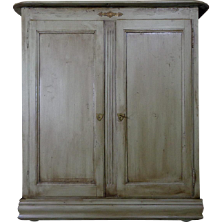 19th Century Antique French Directoire Style Pine Buffet