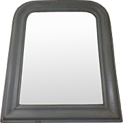 19th Century Antique French Louis Philippe Mirror