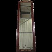 Antique French Louis XVI Style Parisian Pier Mirror