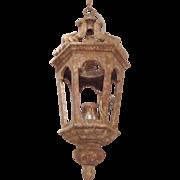 Antique French Lantern