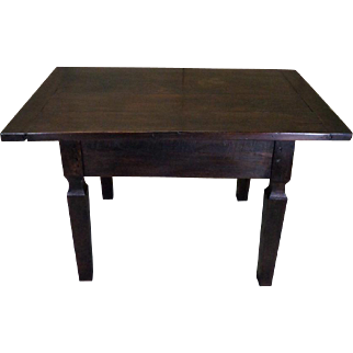 18th Century Antique French Louis XIV Side Table