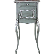 19th Century Antique French Louis XV Style Nightstand