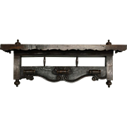 18th Century Antique French Louis XV Period Coat Rack