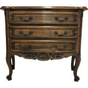 Antique French Louis XV Style Provencal Commode