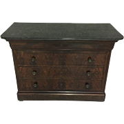 19th Century French Louis Philippe Period Commode