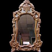 19th Century Antique Italian Rococo Mirror