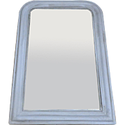 19th Century Antique French Louis Philippe Style Mirror