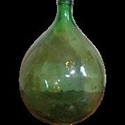 Antique Demijohn Bottle Bonbonne