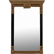 Neoclassical French Empire Style Mirror