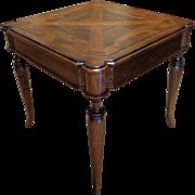 Antique English Regency Style Mahogany Breakfast Table