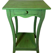 19th Century Antique French Louis Philippe Style Side Table