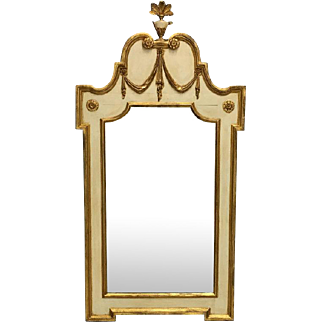 19th Century Antique English Victorian Mirror