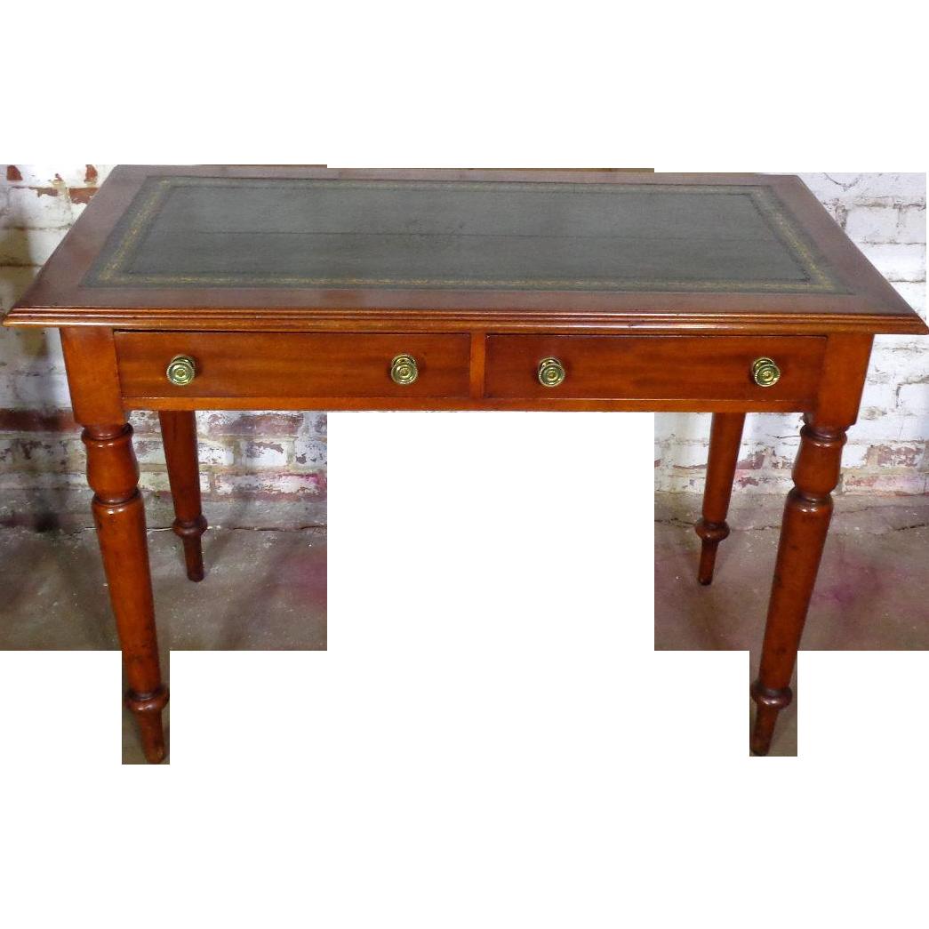 antique french louis philippe style mahogany desk - Mahogany Desk