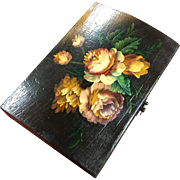 French Lacquered Jewelry Box