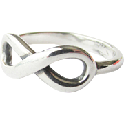 James Avery Sterling Silver Infinity Ring