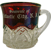 Souvenir Cup from Atlantic City