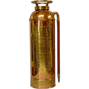 Copper SOS Defender Fire Extinguisher