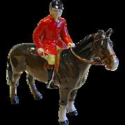 Beswick Horse and Rider