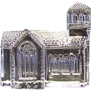 Waterford Crystal Lismore Village Church,