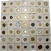 Foreign Coin Assortment - Red Tag Sale Item
