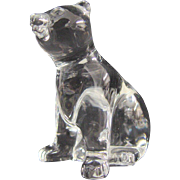 Waterford Crystal Polar Bear