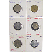 Coins of India Assortment