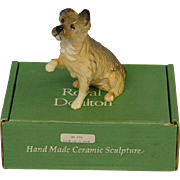 Royal Doulton Terrier Dog
