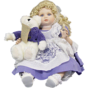 "Marie Osmond 16"" Doll ""Beary Best Friends"""