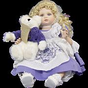 """Marie Osmond 16"""" Doll """"Beary Best Friends"""""""