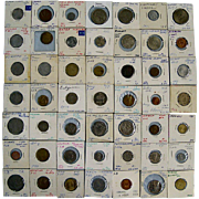 Foreign Coin Assortment